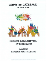 Dossier d'inscription 2020 2021